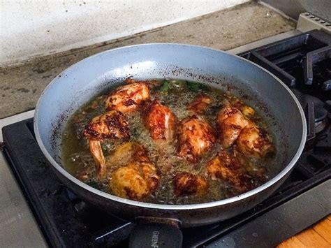 Termometer Minyak Goreng resepi ayam goreng berempah rangup dan sedap sangat