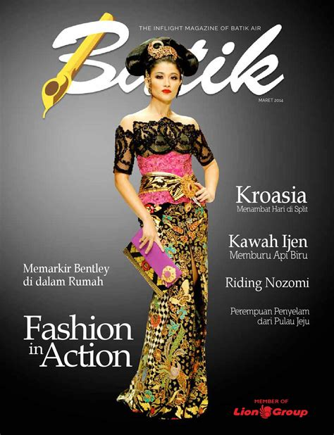 batik air inflight magazine batik maret 2014 by batik air magazine issuu