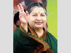 Tamil Diplomat Jayalalitha to contest from R K Nagar ... Jayalalitha