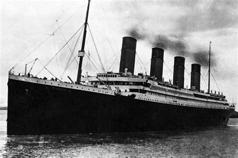 imagenes historicas del titanic 100 a 241 os desde el hundimiento del rms titanic la