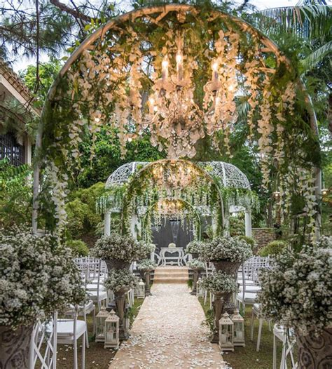 beautiful garden wedding venues philippines wedding