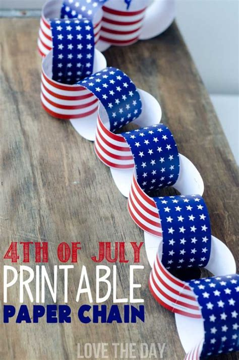4th Of July Paper Crafts - 10 4th of july crafts design dazzle