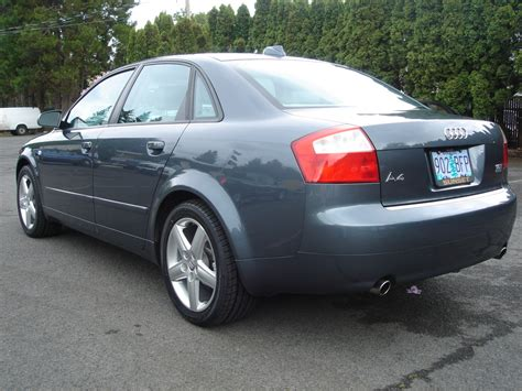 Audi A 4 2004 by Haudi 2004 Audi A4 Specs Photos Modification Info At