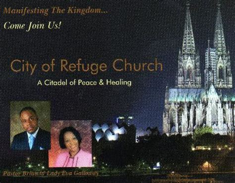 house of refuge church city of refuge interdenominational church news events