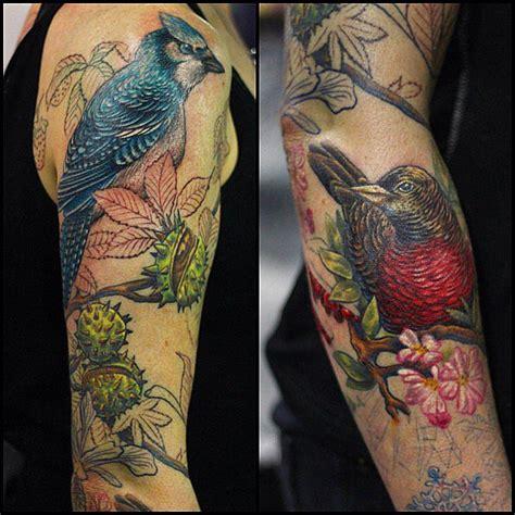 tattoo artist instagram uk science tattoos popsugar tech