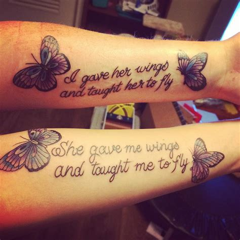 mom and daughter matching tattoos 31 beautifully ideas pictures