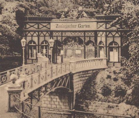 Zoologischer Garten Eingang by Alte Postkarte M 220 Nster Eingang Zoologischer Garten Zoo