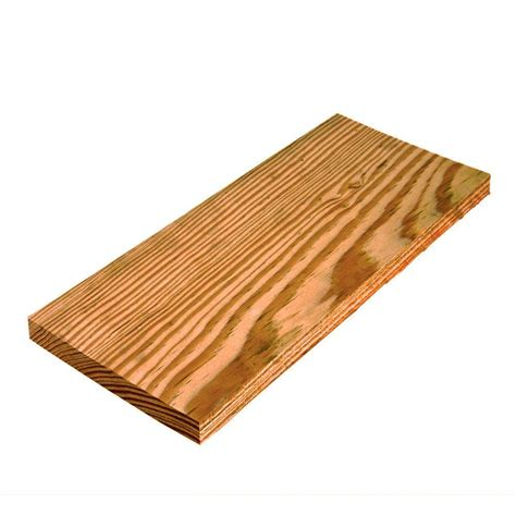 weathershield 1 in x 4 in x 12 ft pressure treated