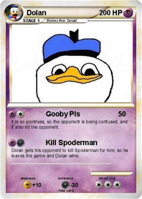 Dolan Duck Meme Generator - dolan gooby pls