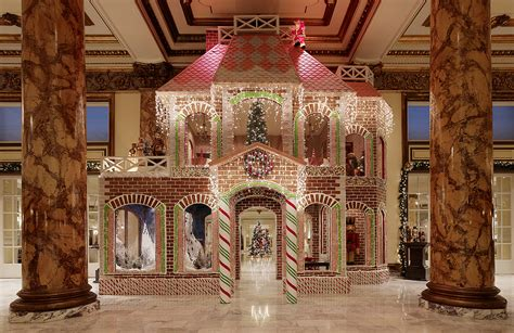 Gingerbread House Fairmont San Francisco by Shopeatsleep 187 Archive Be Y Visit The