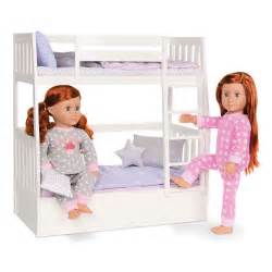 Our Generation Bunk Bed Our Generation Bunk Beds From Our Generation World