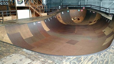 hangar skatepark hickam hangar hickam air base hawaii skateparks usa