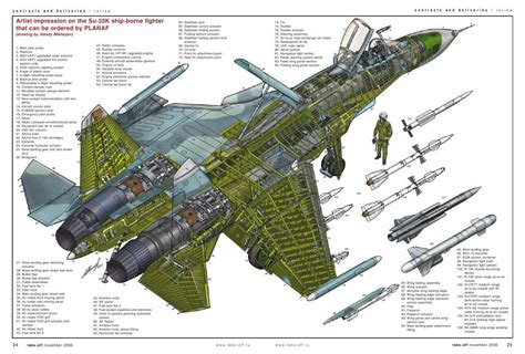 Indonesia Unite Graphic 5 sukhoi su 33 graphic cutaway with details and armament