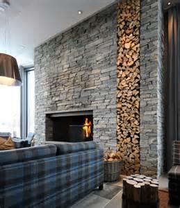 wandgestaltung steine wohnzimmer dekosteine f 252 r wand eine geniale idee archzine net