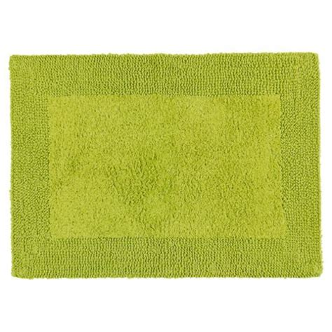 Lime Green Doormat by Buy Tesco Reversible Bath From Our Bath Mats Range Tesco