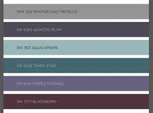 sherwin williams paint colors 2016 2016 paint color forecasts and trends