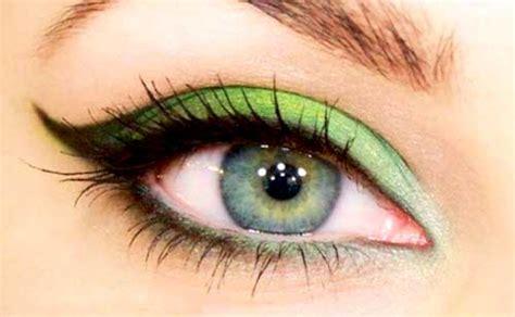 imagenes de ojos verdes con frases maquillaje para ojos verdes las tecnicas que necesitas