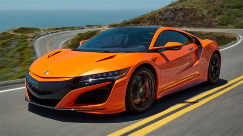 2019 Acura Nsx by 2019 Acura Nsx Debuts At Monterey Revised Styling More