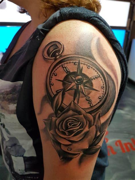 roos tattoo voorbeelden laat je inspireren door dutch ink