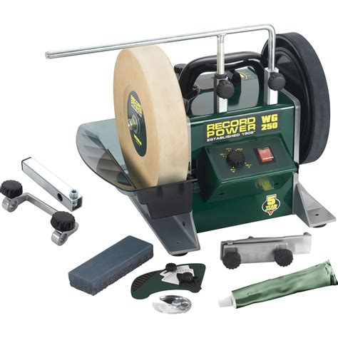record bench grinder sharpening system shop for cheap power tools and save online