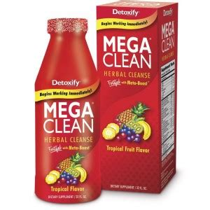 Detox Ks by Mega Clean By Detoxify