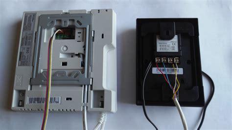 wiring diagram for intercom intercom handset finder tool