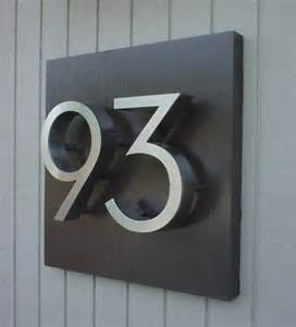Joseph Eichler Homes by House Numbers For Eichler Amp Mid Century Modern Homes
