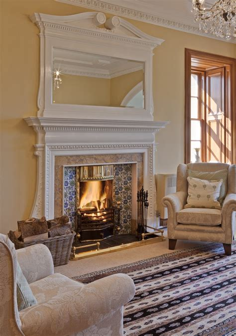 hotels with open fires in the bedroom suite four glencoe house hotel