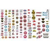 GOF11006 Manufacturer Logos 1