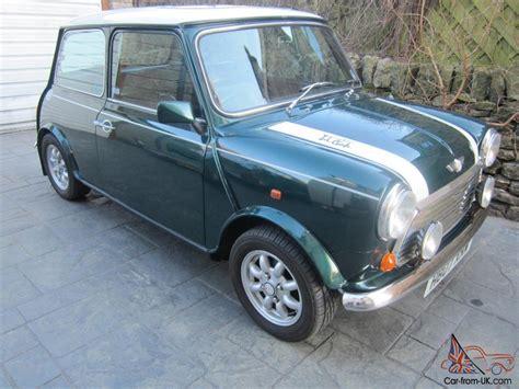 Mini Cooper 1990 by 1990 Rover Mini Cooper Rsp