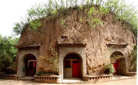Peoples Home by China S Cave Houses Are Inhabited By Millions