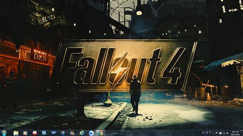 theme windows 10 fallout fallout 4 theme pack for windows 10 8 and 7