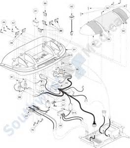 sc4000 3 wheel replacement parts wiring 187 electronics assembly rear2 replacement