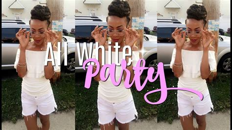 what to wear to a boat party season 1 ep 2 all white boat party shopping what to