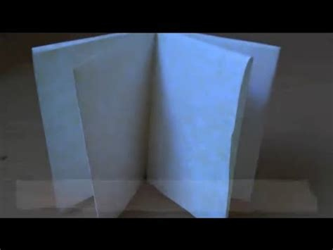 How To Make A Book From A4 Paper - origami how to make an 8 page book