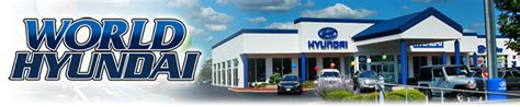 hyundai dealerships in illinois world hyundai matteson autos post