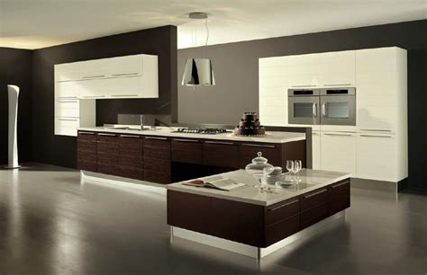 modern contemporary kitchen big modern kitchen my home style