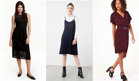 Pakaian Baju Dress Wanita Baru Knited Basic Dress Ft Dress Wanita 7 jenis basic dress yang wajib dimiliki oleh semua wanita