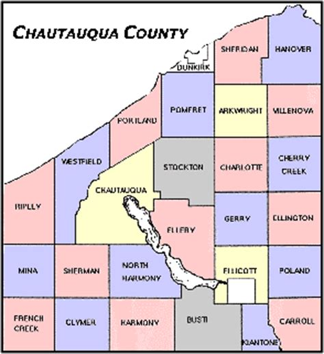 Chautauqua County Records Chautauqua Genweb
