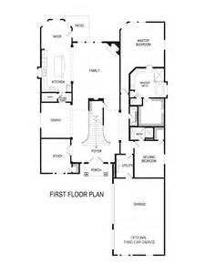Home Floor Plans Texas First Texas Homes Floor Plans