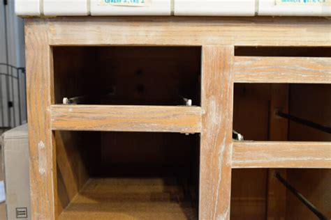 wood grain filler for oak cabinets how to prep solid oak cabinets for painting
