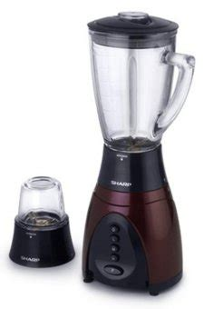 Sharp Blender Emti15lp K 1 5l sharp blender libre premium series em ti15lp k hitam