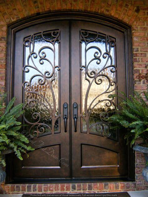 oklahoma wrought iron entry front doors universal iron doors
