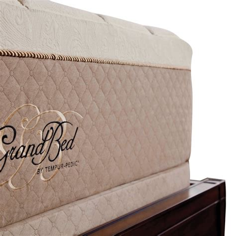 tempur pedic grand bed the grandbed by tempur pedic