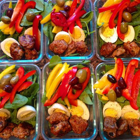food prep meals 10 best instagram accounts that will inspire you to eat