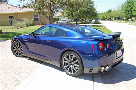 blue nissan gtr my 2012 pearl blue gt r 6speedonline porsche forum and
