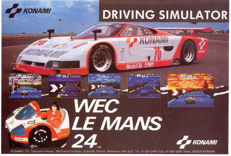 Home Design Game Id The Arcade Flyer Archive Game Flyers Wec Le Mans