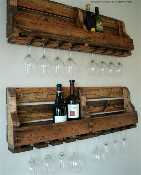 how to make a wine rack in a kitchen cabinet how to make rustic homemade wine rack diy crafts