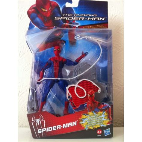 The Amazing Whipping Web Line Hasbro spider the amazing spider 6 quot figure
