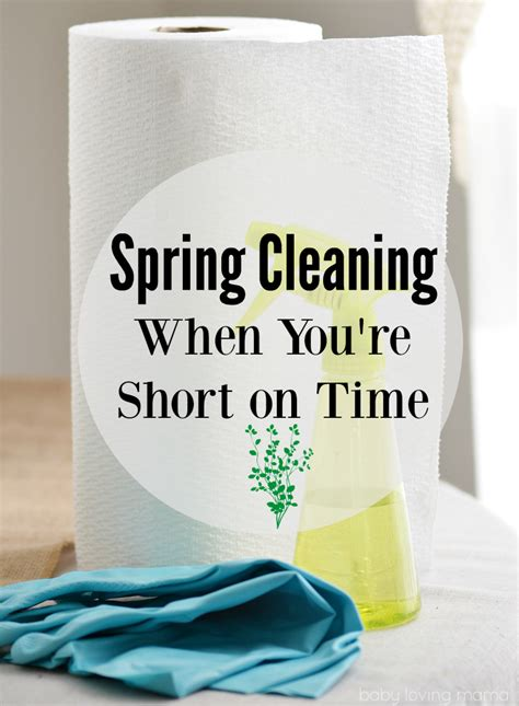 time for spring cleaning time for spring cleaning how spring cleaning for when you